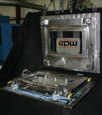 glass encapsulation tooling